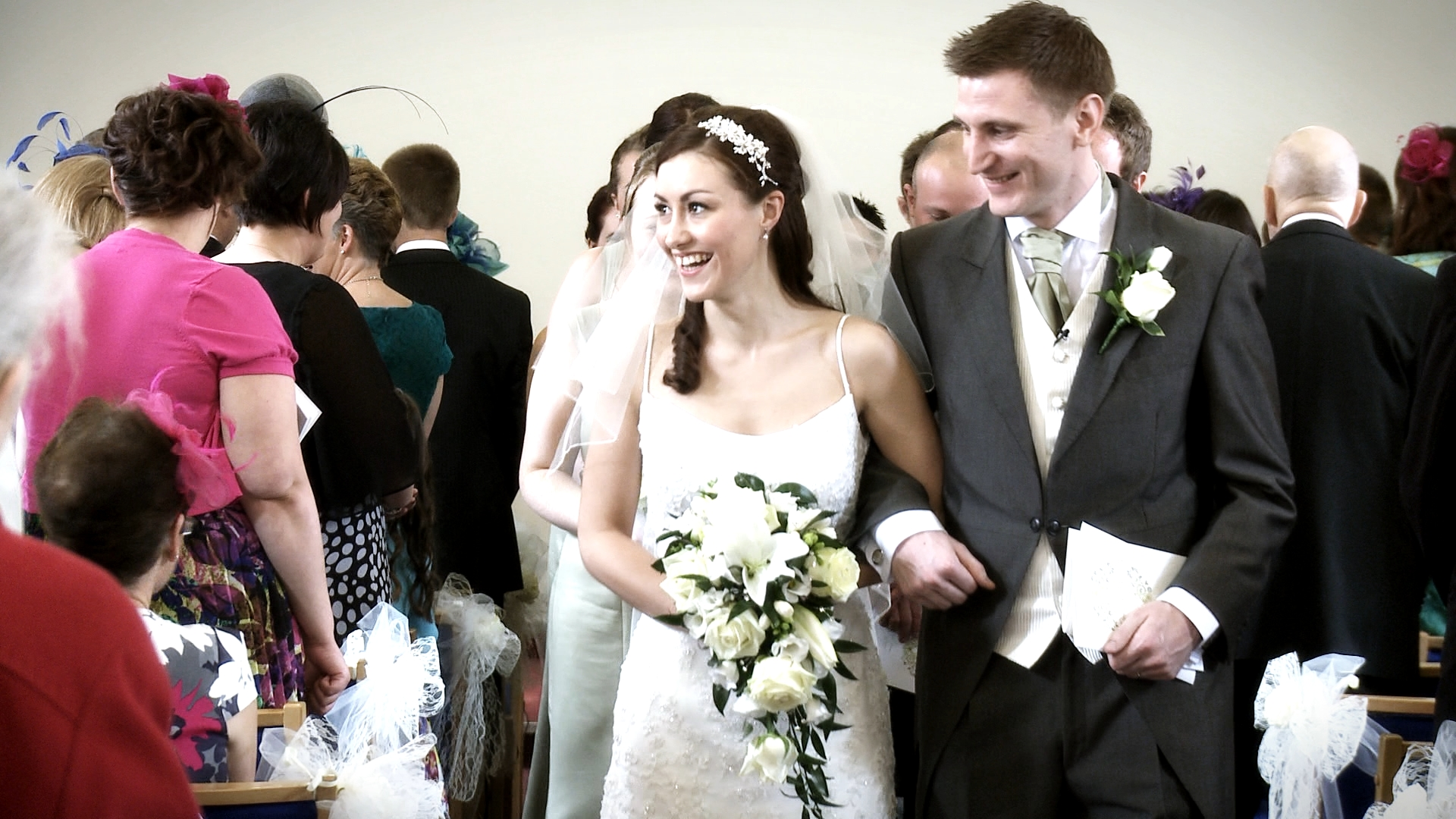 Maria and Bens Mere Court Wedding Video