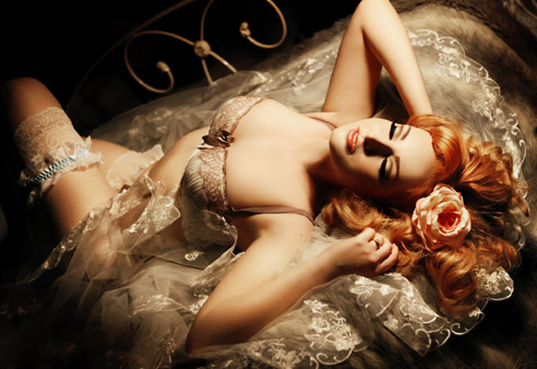 My Boudoir Pin Up Photography Promo
