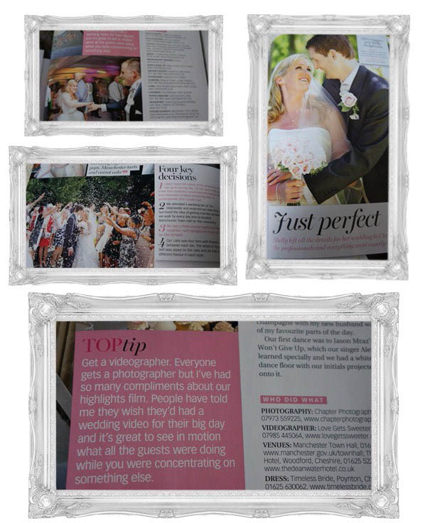 Wedding Magazine Inspiration
