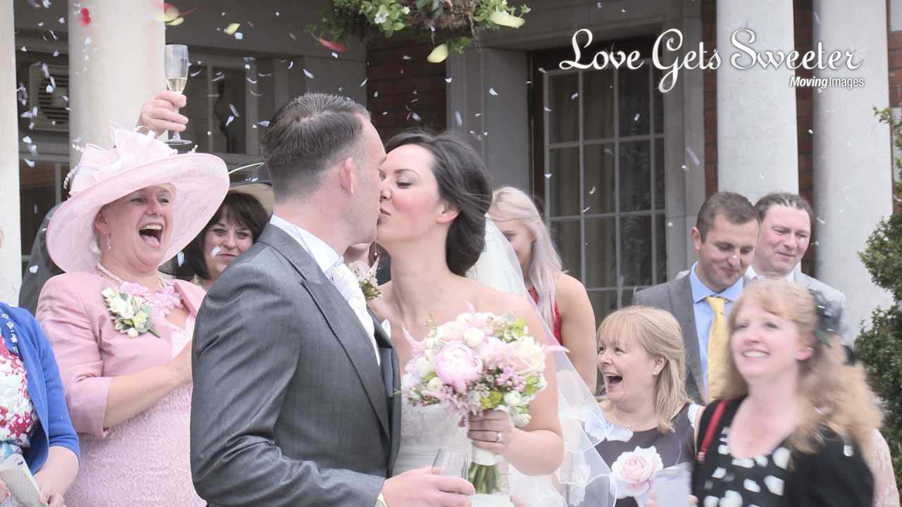 A May Eaves Hall Wedding Video