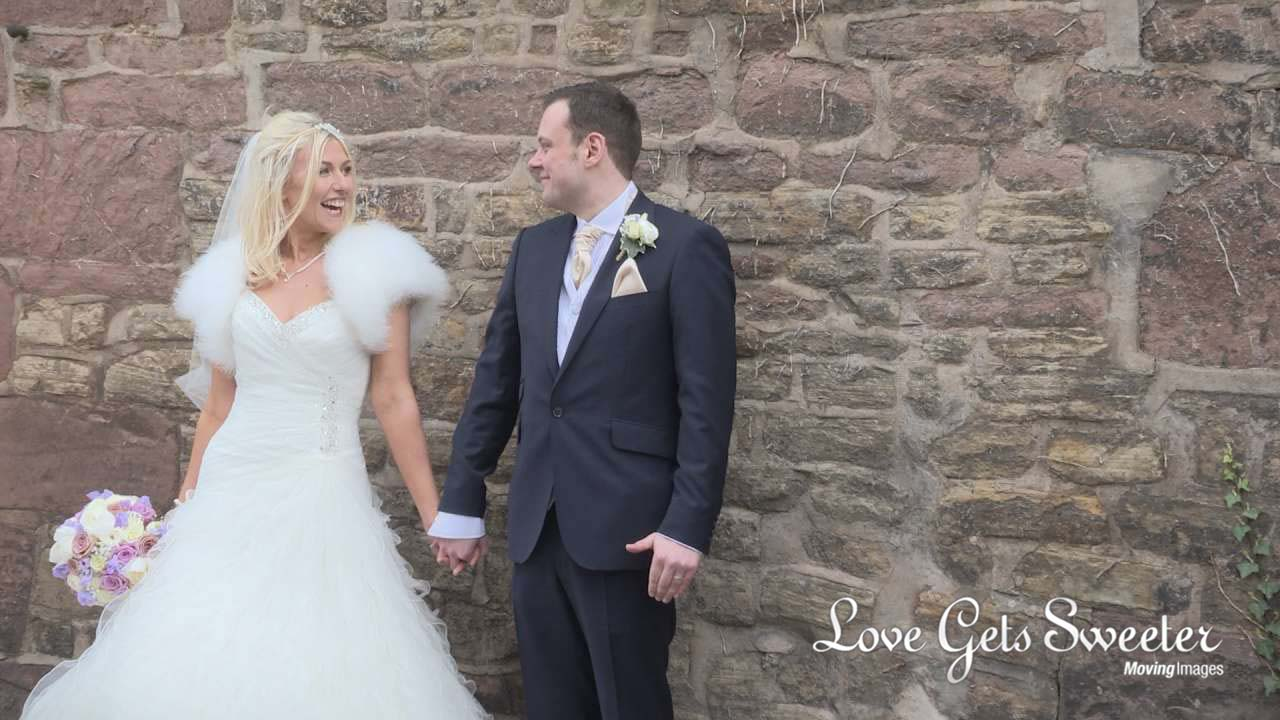 A Windy Hyde Bank Farm Wedding Video