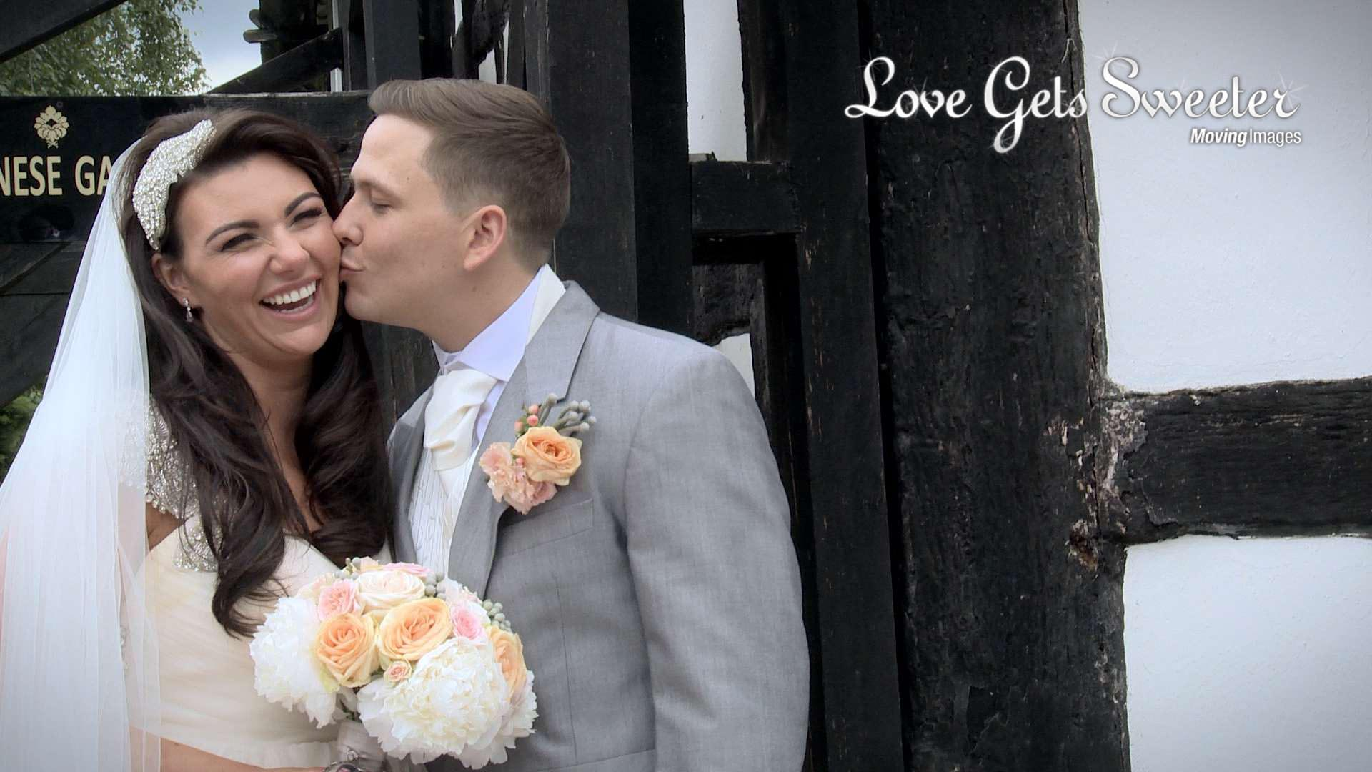 A Charming Cheshire Hall Wedding Video
