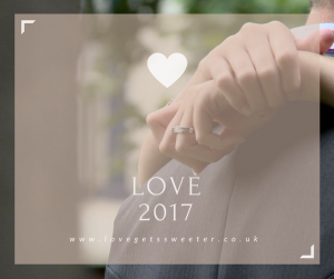 newlyweds hands with engagement ring outside church getting filmed by love gets sweeter wedding videos