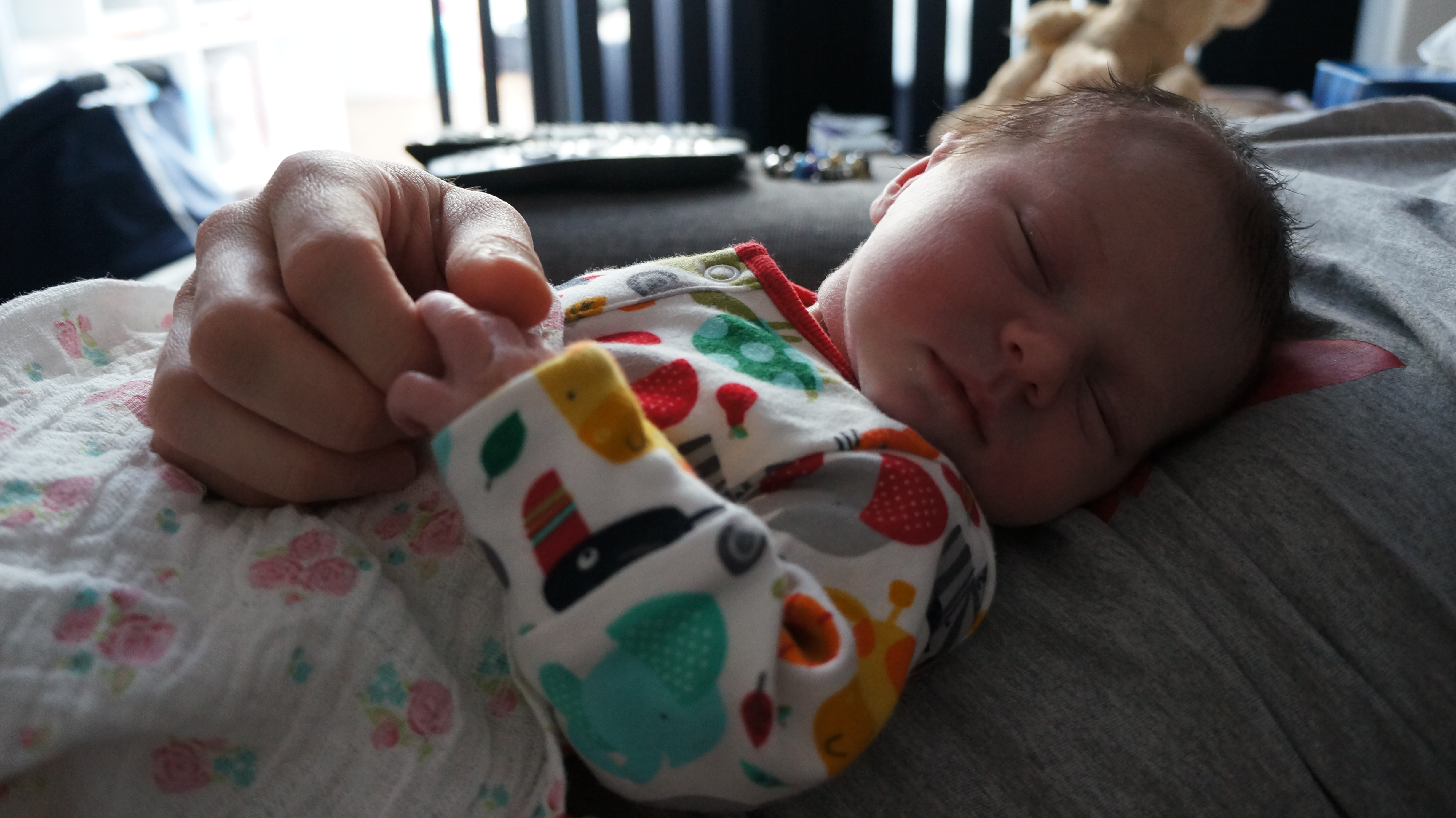 Love Gets Sweeter – NEW Family and Newborn Films