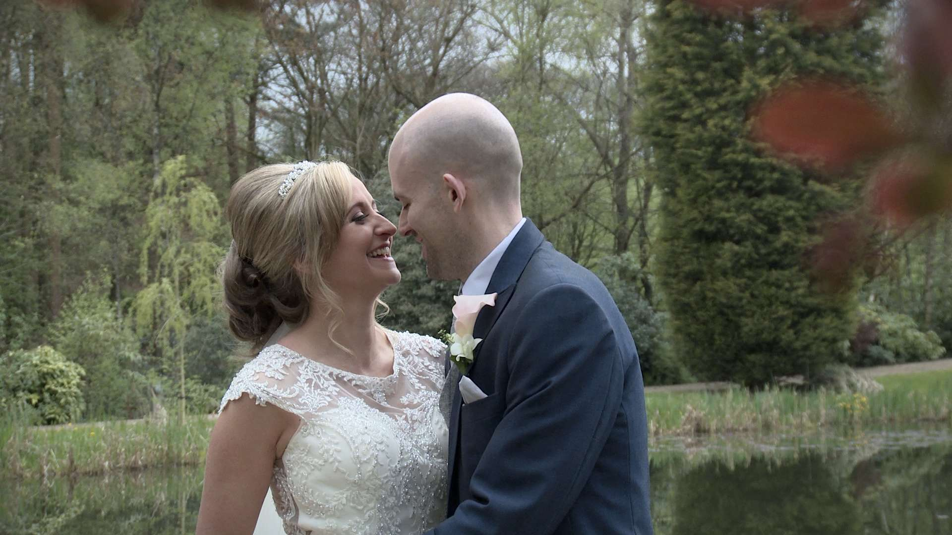 An Outdoor Spring Wedding Video – Moddersall Oaks