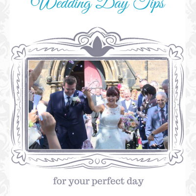 top 5 tips for the perfect wedding day from a professional wedding videographer in Lancashire
