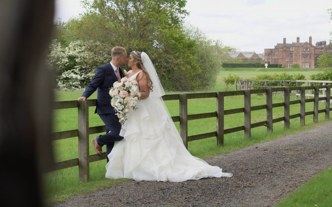 A Lakeside Wirral Wedding Video at Thornton Manor