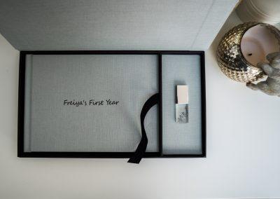 Family Album Photobook and USB-2