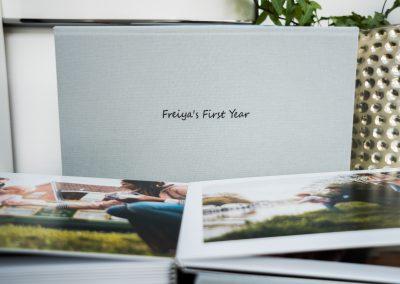 Family Album Photobook and USB-5