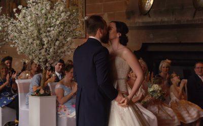 A Fairytale Peckforton Castle Wedding Video