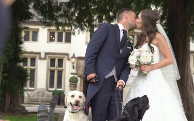 Dogs and Bow Ties – A Mitton Hall Wedding Video