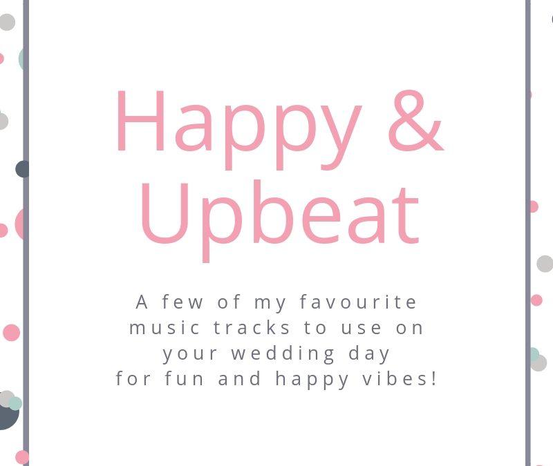 The Perfect Wedding Playlist – Wedding Music Inspiration