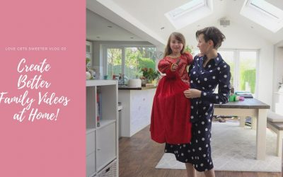 How To Create Better Family Videos At Home