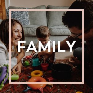 documentary family photography and videography