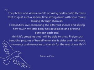 the family photos and video were so amazing photographer review