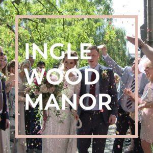 inglewood manor cheshire wedding videographer blog