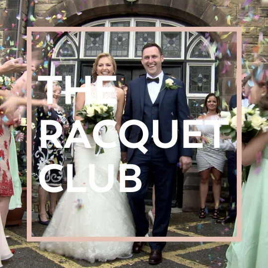 crosby and liverpool racquet club wedding video blog