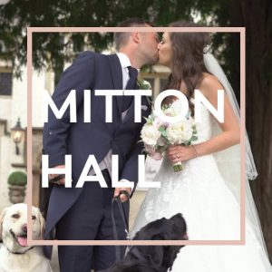 mitton hall lancashire wedding blog