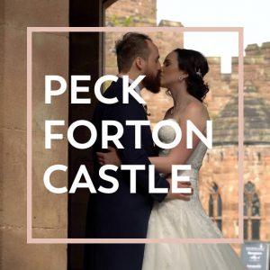 peckforton castle wedding video blog cheshire