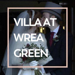 villa at wrea green wedding blog button