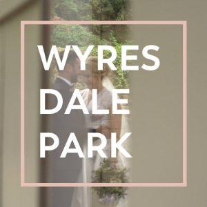 wyresdale park wedding venue lancashire