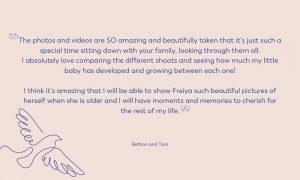 family photos and video are amazing review