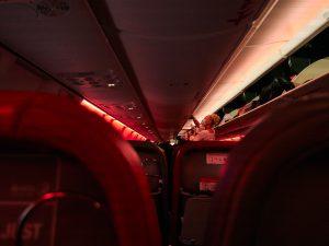boarding Jet2 flight to Turkey during coronavirus
