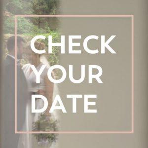 Lancashire wedding videographer date availability