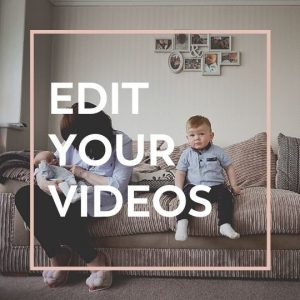 edit your own family videos