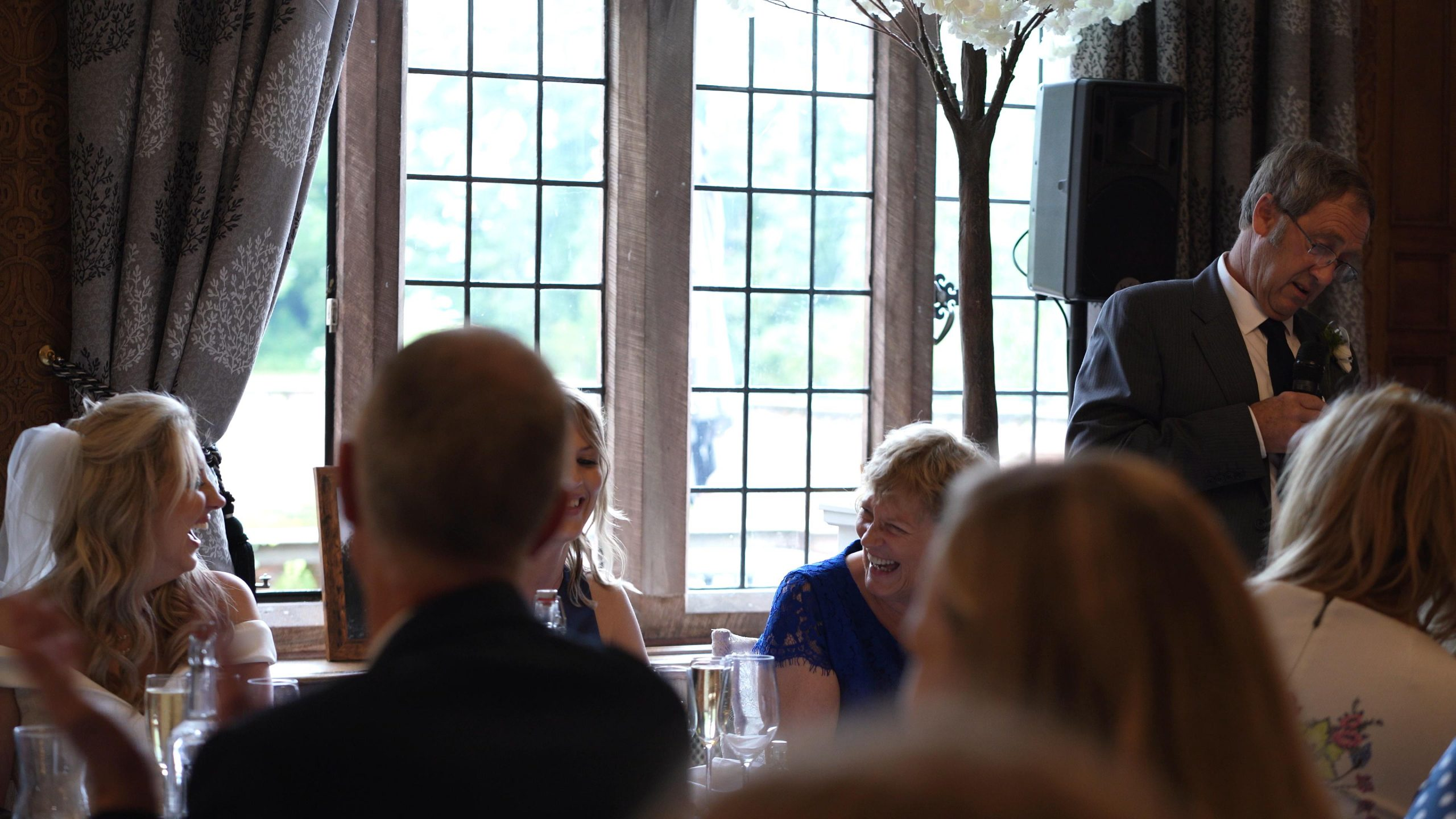 father of the bride speech at inglewood manor cheshire